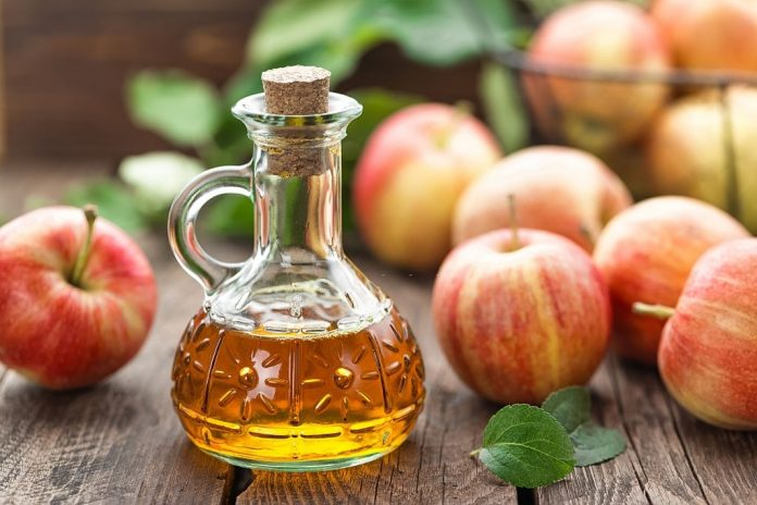 can drinking apple cider vinegar help acne