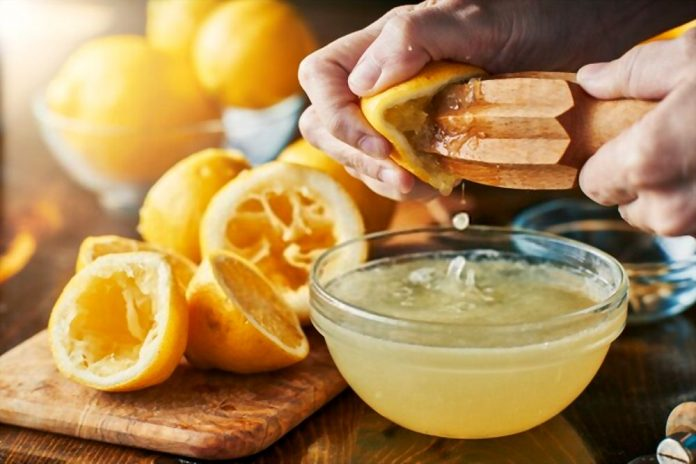 does lemon juice get rid of blackheads