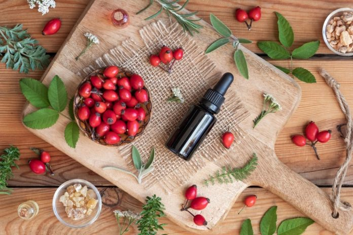 what should rosehip oil smell like