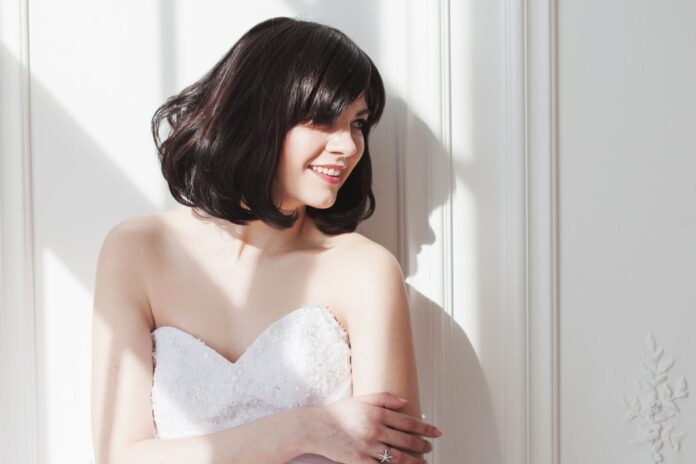 formal short hairstyles for weddings