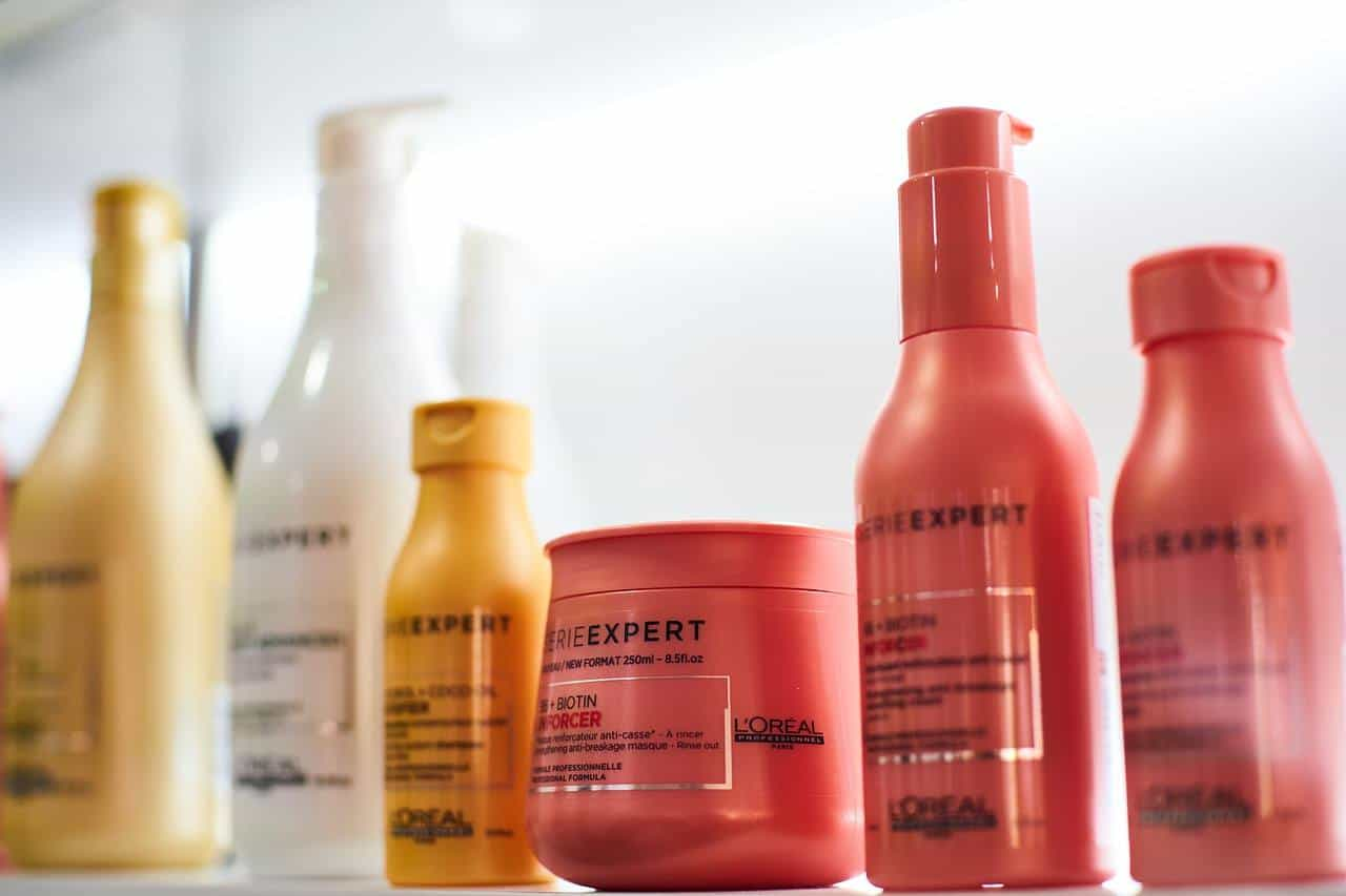 No heavy hair care product needed